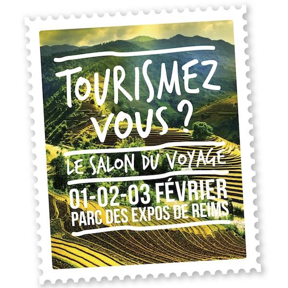 Jacqueson Tourisme au salon Tourismez-vous 2019 à Reims