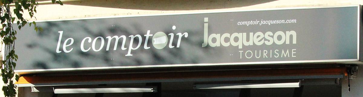 Nouvel espace de vente à Reims: Le comptoir Jacqueson Tourisme