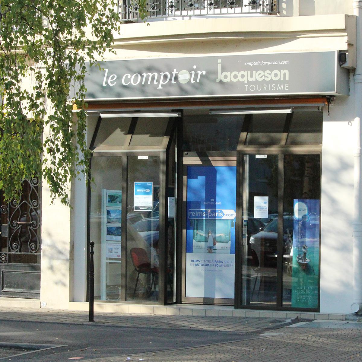 Le comptoir Jacqueson Tourisme
